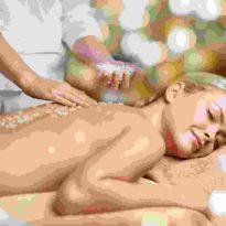Hot Poultice Massage